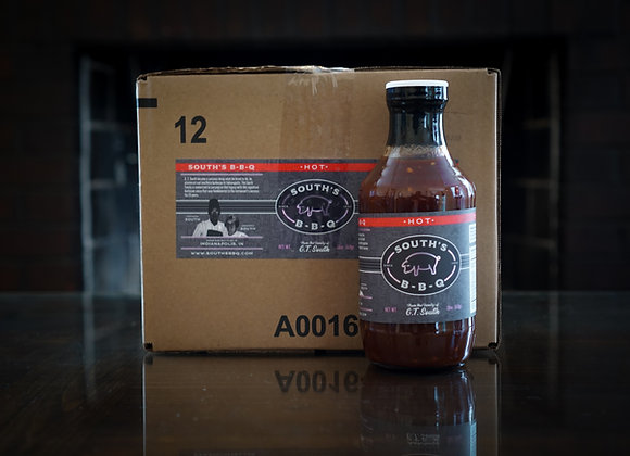 All Sauce Case Hot
