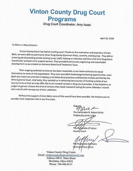 Letter Vinton County.JPG