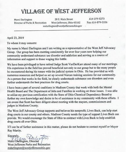 Letter West Jefferson.JPG