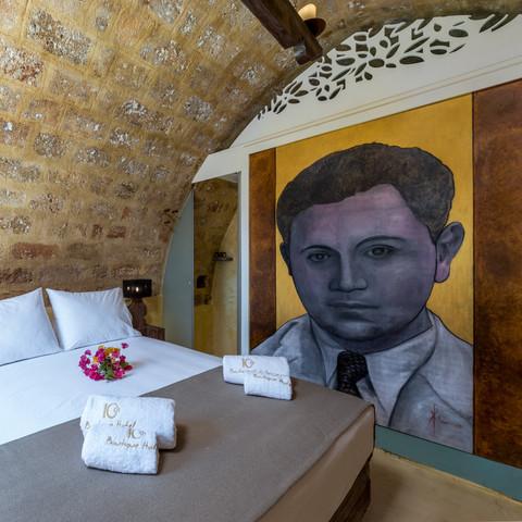 Xatzidakis room