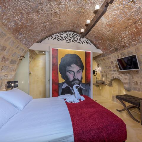 Vanzel room