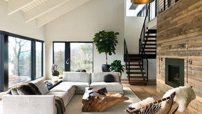 Heavenly Stylish Living Room