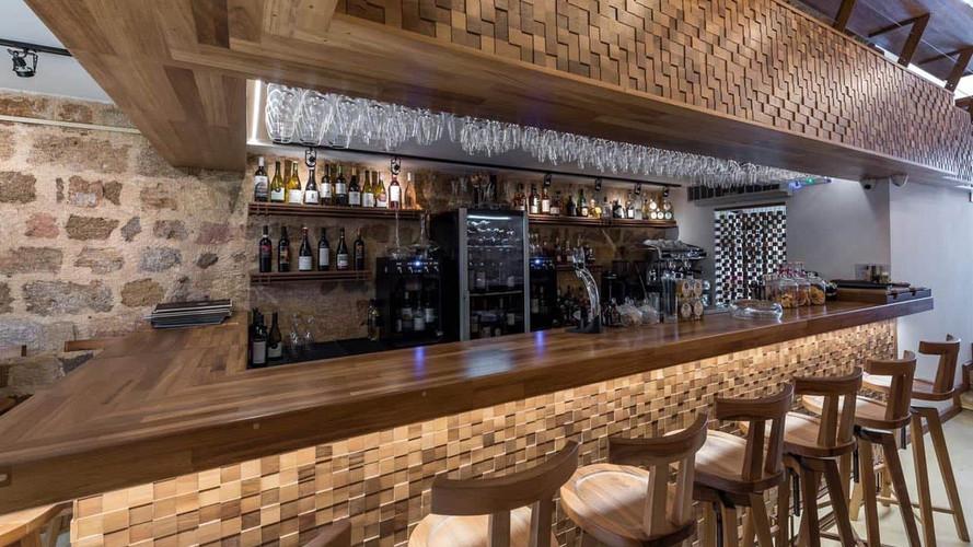 wine bar bar