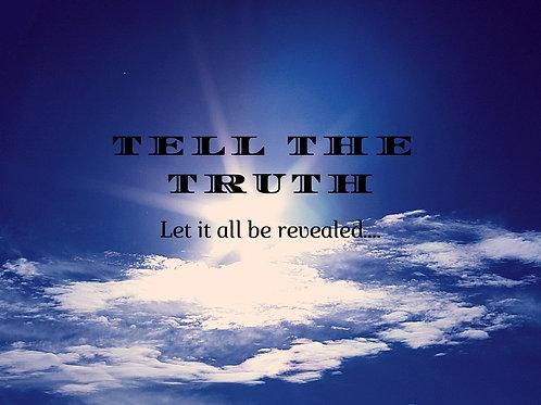 Tell the truth spell