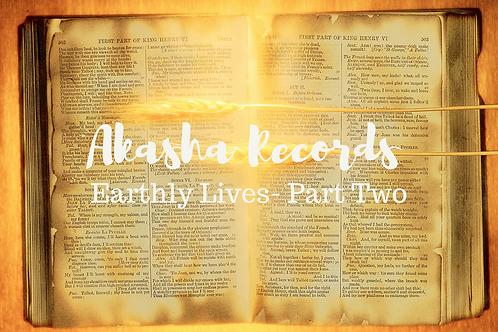 Akasha Records- Master Records