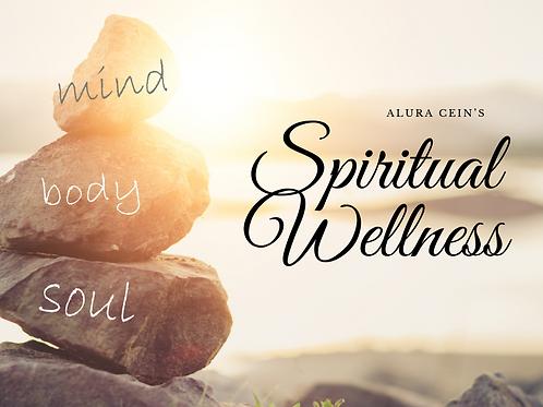 Spiritual Wellness Package