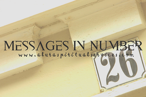 Messages in Number
