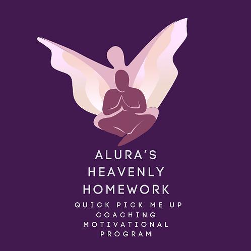 Quick Pick me up- Motivational Program