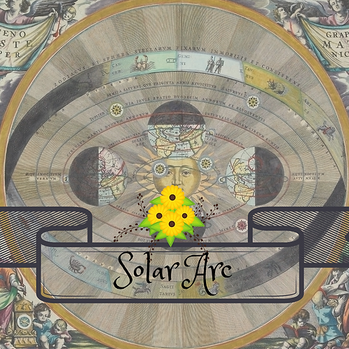 Solar Arc Chart