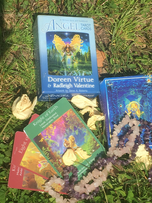 Angel Oracle Monthly Package