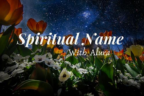 Spiritual Name