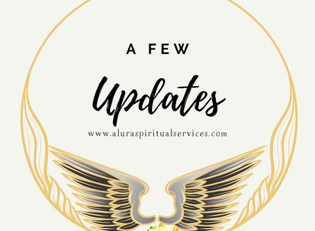 Current Updates Spring 2020