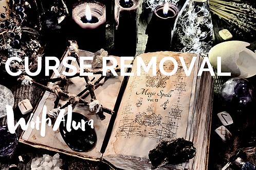 Curse Removal