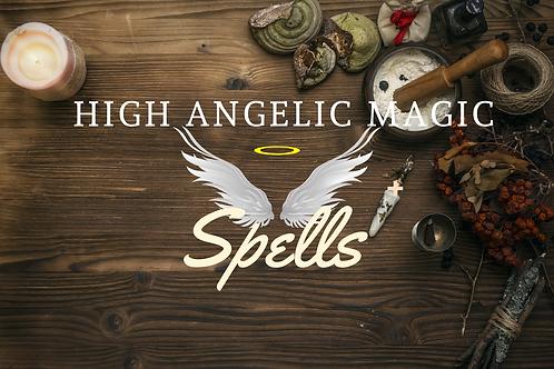 High Angelic Magic Spells