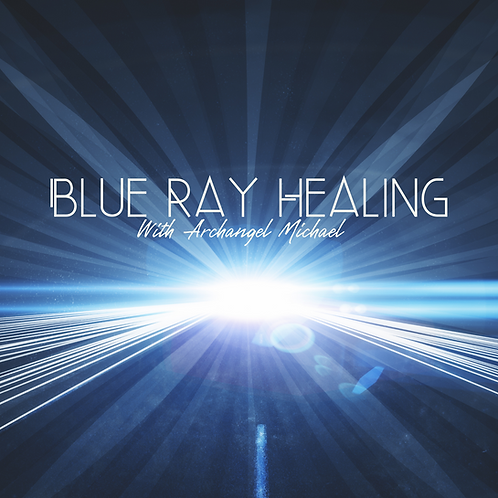 Angelic Light Therapy- Blue Ray Healing