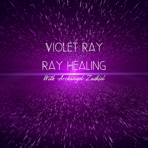 Angelic Light Therapy- Violet Ray Healing