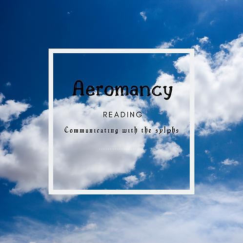 Aeromancy Reading