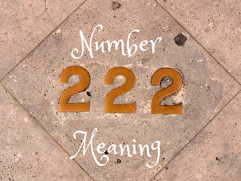 Number Meaning
