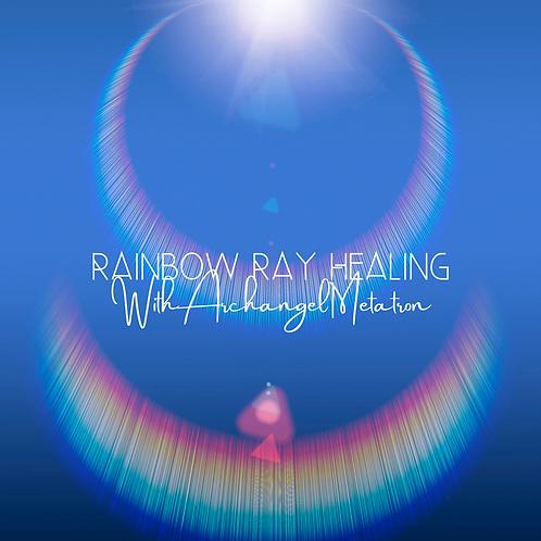 Angel light Therapy- Metatron Eainbow Ray Healing
