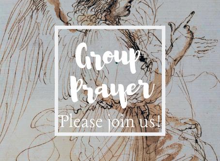 Event- Group Prayer