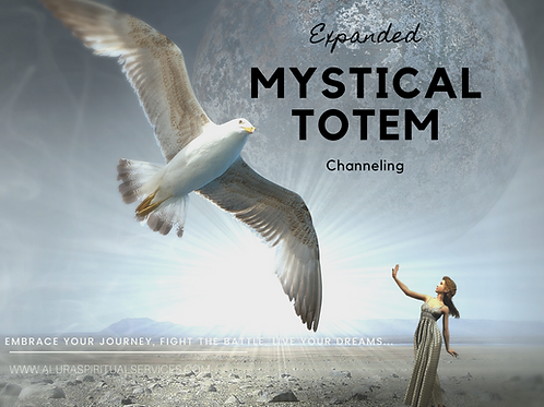 Expanded Mystical Totem Channeling