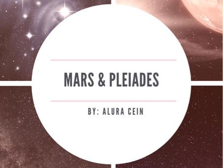 Mars and Pleiades Unite!