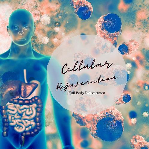 Cellular Rejuvenation: Full Body Deliverance