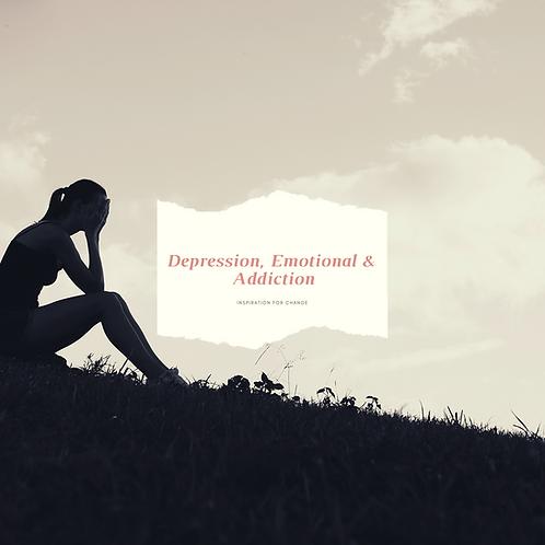Depression, Emotional & Addiction Help