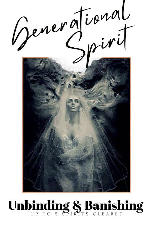 Generational Spirit Unbinding