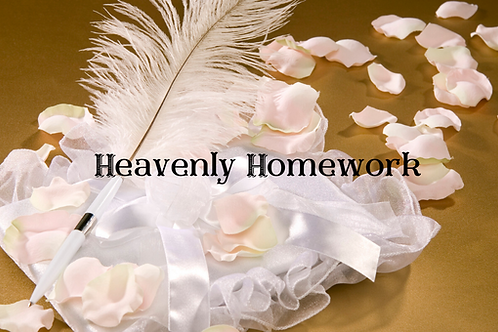 Heavenly Homework