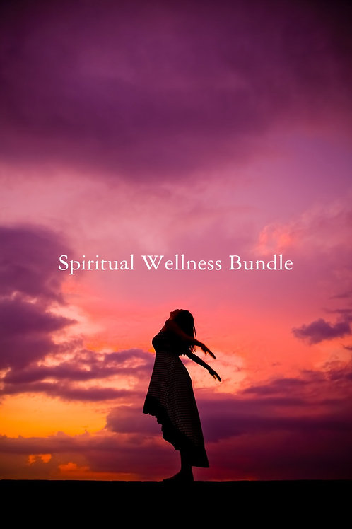 Spiritual Wellness Bundle