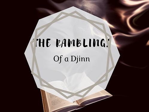 Ramblings of a Djinn