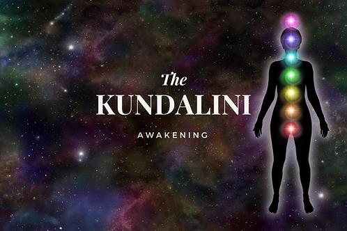 Kundalini Awakening Booster and Cleansing