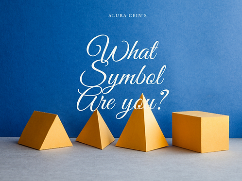 What Symbol Are You?