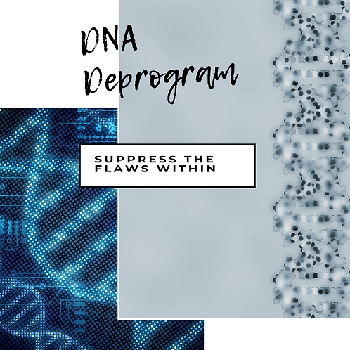 DNA Deprogramming