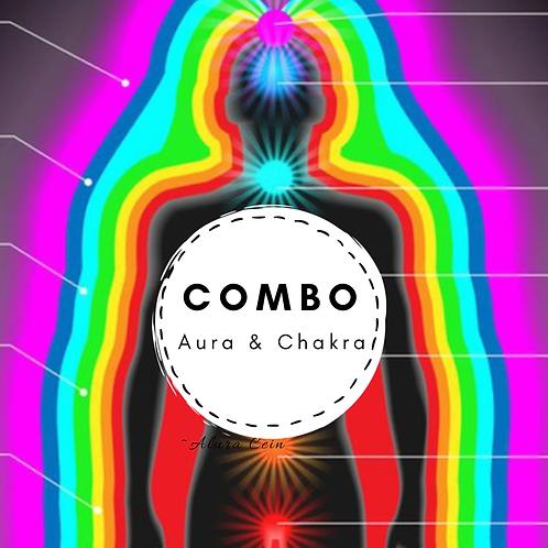 Aura & Chakra Combo