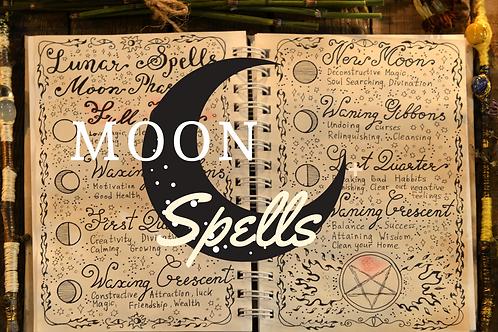 Moon Magic Spells
