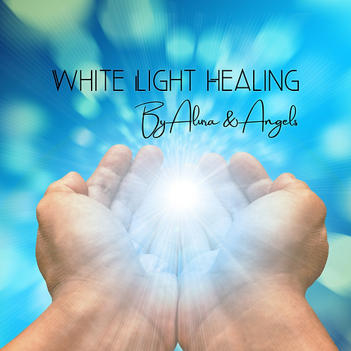 Angelic Light Therapy- White light Healing