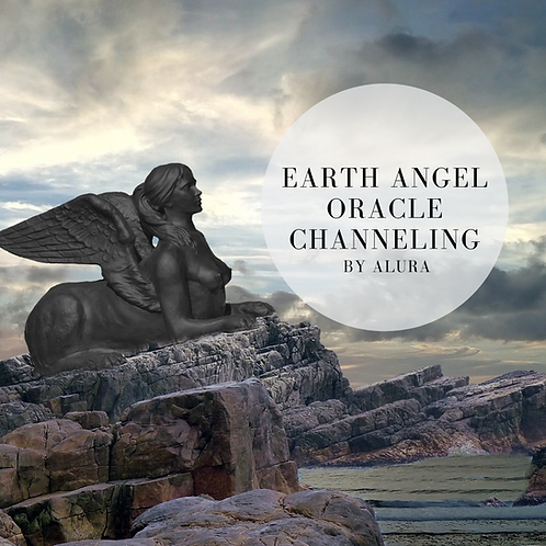 Earth Angel Oracle Channeling