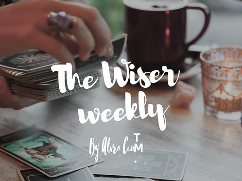 Week to Week Inspiration