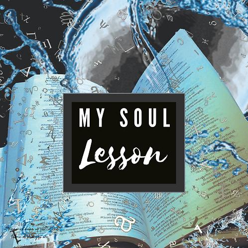 My Soul Lesson