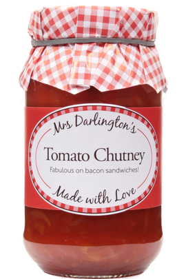 Mrs Darlington's Tomato Chutney