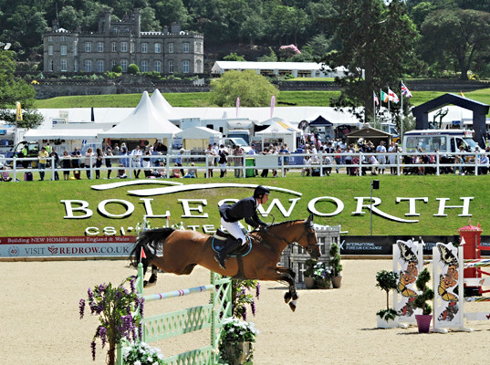 Bolesworth Castle & Horse Show
