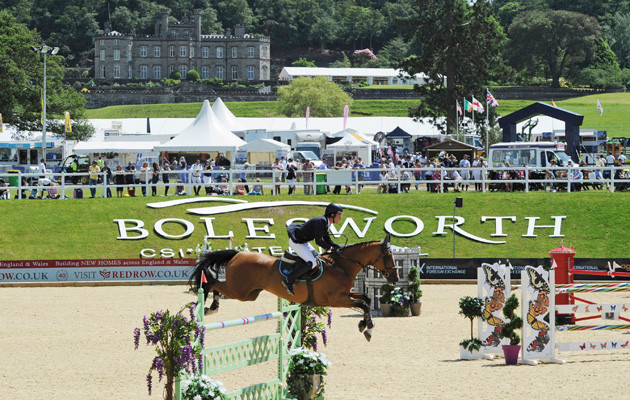 The Bolesworth International Horse Show