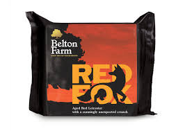 Belton Red Fox, Red Leicester Cheese