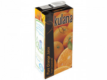 Orange Juice, Carton