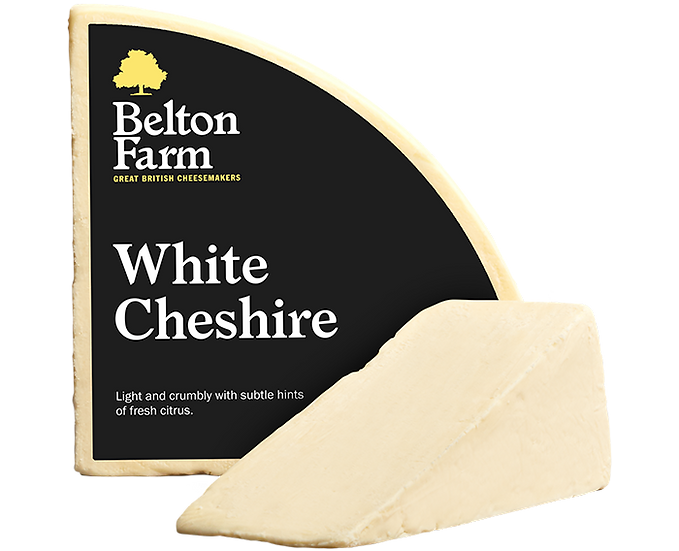 Belton Farmhouse White Cheshire