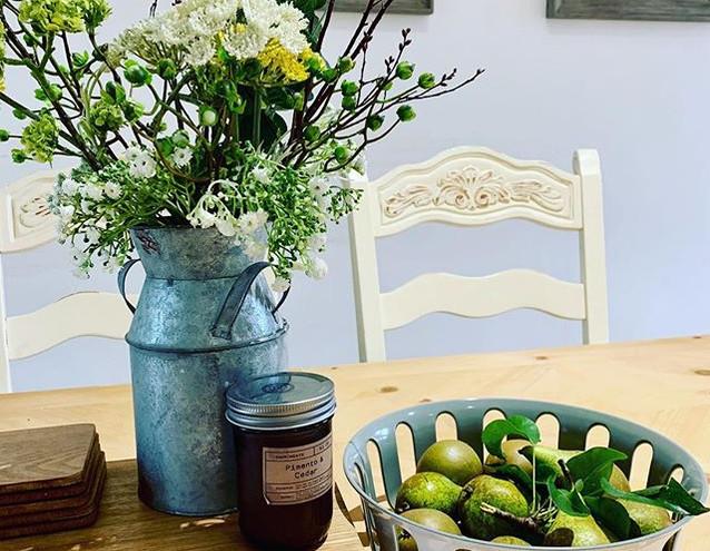 Farmhouse kitchen/ diner