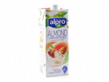 Alpro Almond Milk Unsweetened UHT