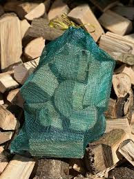 Net of Softwood logs